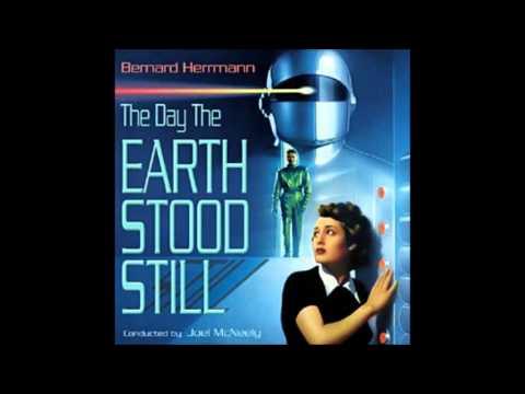 The Day the Earth Stood Still OST ( Bernard Hermann ) -  Klaatu