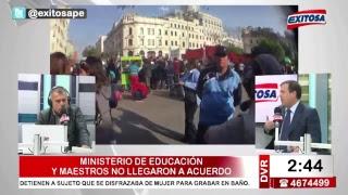 Exitosa Noticias 23 de agosto del 2017