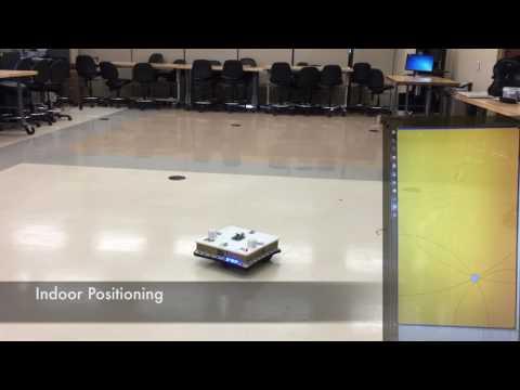 Robotic Football Positioning System