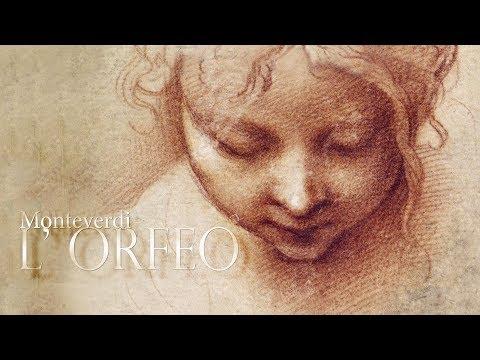 C. Monteverdi: «L'Orfeo» [Chœur de l'Opéra de Lausanne/Orchestre de Chambre de Lausanne - O.Dantone]