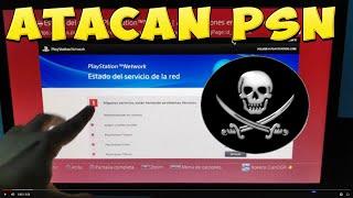 [RUMOR] Hackers atacan PlayStation Network PS4