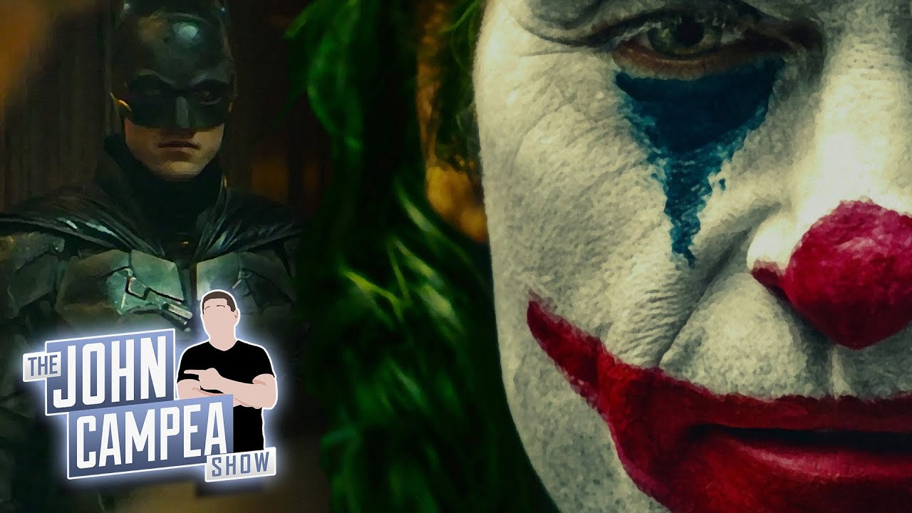 Are The Batman And Joker In The Same World - The John Campea Show