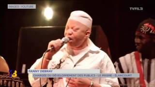 Le Prisme : le concert de Salif Keïta annulé