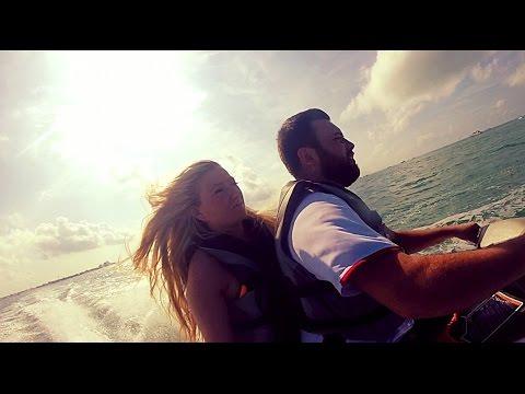 Key West, Miami, Jupiter Island, Peanut Island Vacation 2016 Gopro 1080p