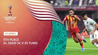 Al Sadd SC v Es Tunis [Highlights] FIFA Club World Cup, Qatar 2019™