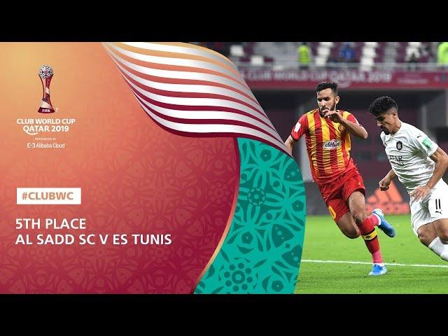 Al Sadd SC v Es Tunis [Highlights] FIFA Club World Cup, Qatar 2019™