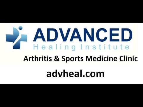 Orange County Best Rheumatoid Arthritis Pain Treatment/Relief Doctor   Advanced Healing Institute