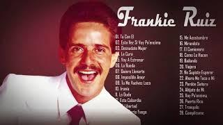 Frankie Ruiz Sus Mejores Éxitos    Frankie Ruiz Mix Salsa Romántica