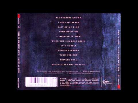 Alice In Chains - Last Of My Kind mp3