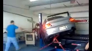 The Best Dyno Fail Compilation