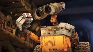 Armando el papercraft de Wall-e