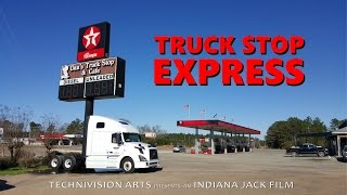 Indiana Jack And The Truck Stop Express