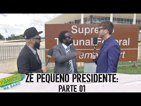 ZÉ PEQUENO DO POVO PRA PRESIDENTE: CORRUPTOS DE BRASÍLIA (01/02) - E09