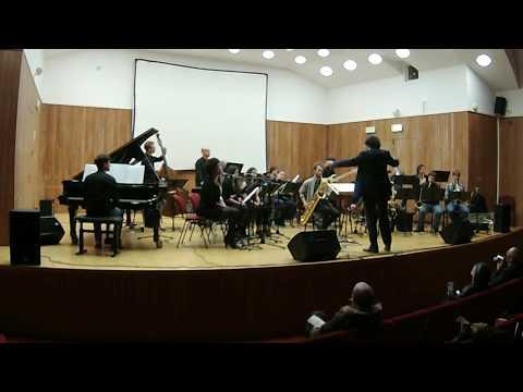 Contemporary Jazz Ensamble - Live at ConsMilano G.Verdi