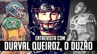 Entrevista com Duzão, o brasileiro que pode jogar na NFL em 2019!