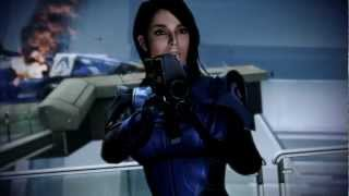 Repeat youtube video Mass Effect 3 - Garrus Kills Ashley