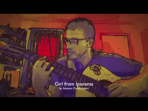 Girl From Ipanema Guitar Chords Youtube