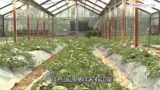 新農業政策諮詢展開  (29.12.2014)