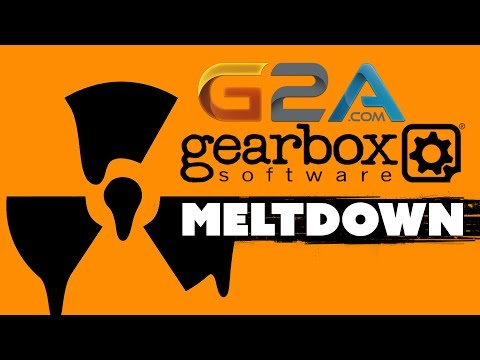 G2A Gearbox Deal MELTDOWN - The Know Game News