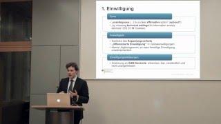 Eröffnungskeynote Dr. Peter Schantz:  Lang lebe die Datenschutz-Grundverordnung!