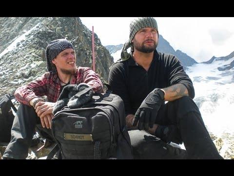 Survival Alpenüberquerung 2012 - Der Film zur Tour von Ronny Schmidt und Daniel Meier