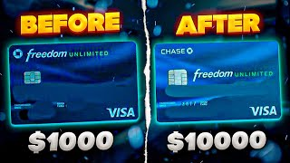 HOW TO GET HUGE CREDIT LIMIT INCREASES