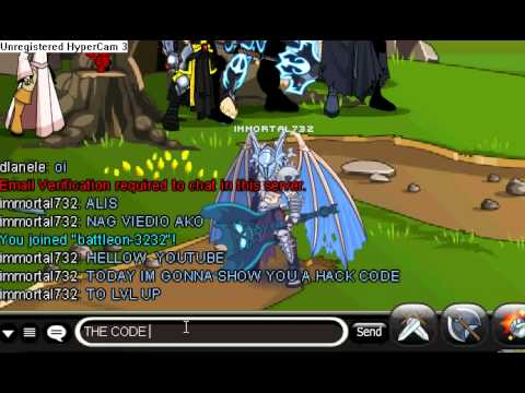 AQWORLDS LEVEL HACK V2 0 DOWNLOAD