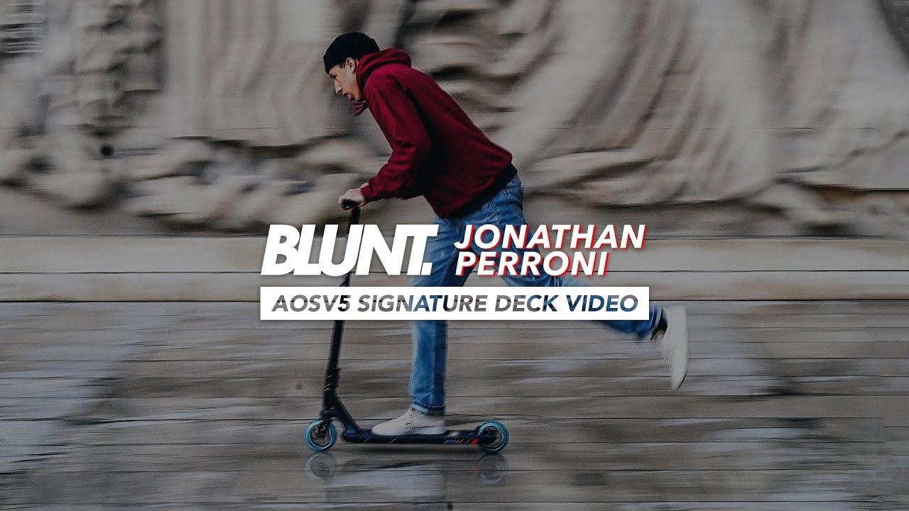 Blunt Envy V2/Scooter Lenkergriffe