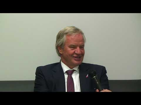 Interview with Norwegian Air founder and CEO Bjorn Kjos