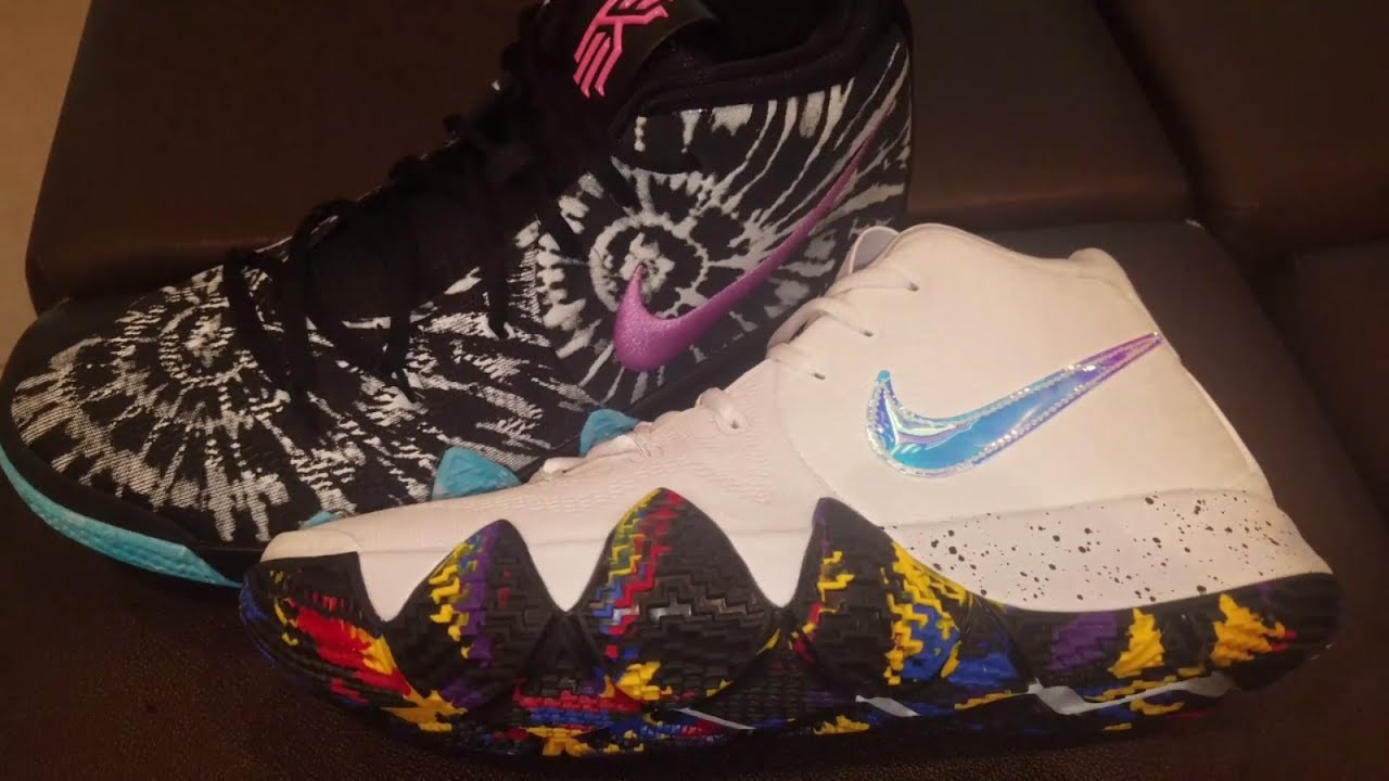 PICKING THE BEST NIKE KYRIE 4. COMPARING