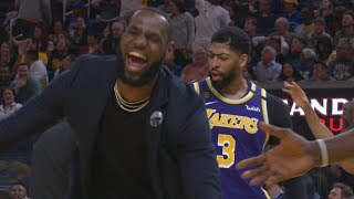 Draymond Green Ejected! No LeBron, Kuzma Davis Fancy! 2019-20 NBA Season