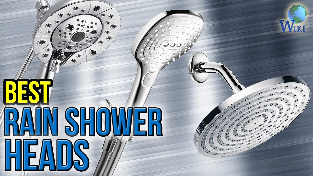 10 Best Rain Shower Heads 2017 - YouTube