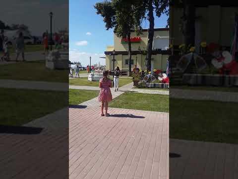 Россия Москва Зарайский район 12 08 2017 год