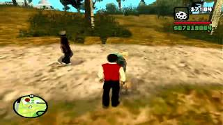GTA San Andreas Myth 1 : The Epsilon Program