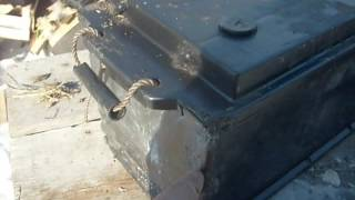 Жөндеу, АКБ.СӘТТІ!!!Crack банкте.Repair of battery.GOOD!!!Crack on Bank.