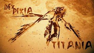 Warframe - Dex Pixia Titania