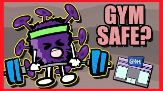 Coronavirus: Is It Safe to Go to the Gym?