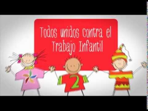 Spot 12 De Junio Día Mundial Contra El Trabajo Infantil