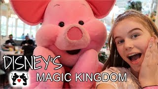 GOING TO MAGIC KINGDOM & HOLLYWOOD STUDIOS!!! | FLORIDA TRIP pt. 2