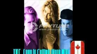 Eurodance From Canada ,YBZ - Love Is Calling Euro Mix)