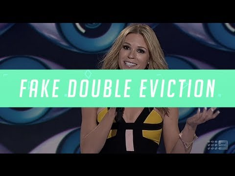 Big Brother Australia 2013 - Monday's Fake Double Eviction - Episode 43 - 16/09/13