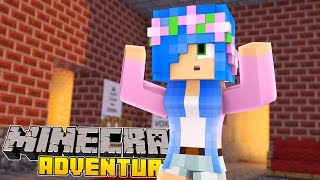 Minecraft - LITTLE KELLY GETS A HAIRCUT!