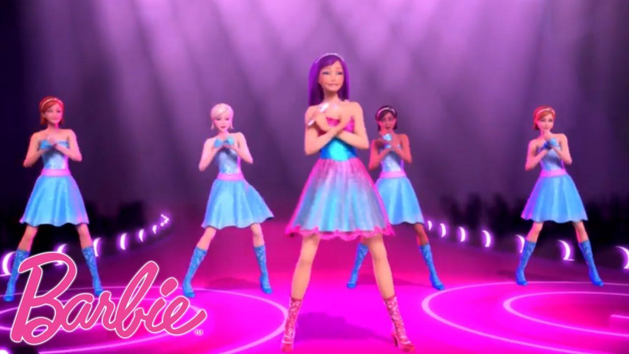 Barbie France 💖Challenge De Danse D'hiver Toutes Les