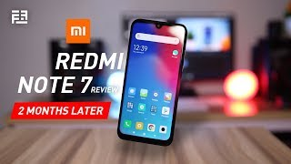 Xiaomi Redmi Note 7 Review 2 Months Later - Value for Money!