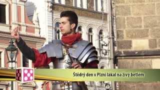 Plzeň v kostce (30.12.-5.1.2014)