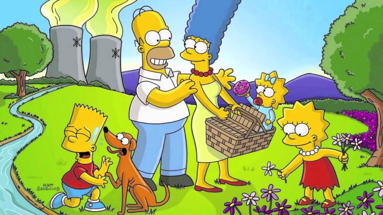 the simpsons entertaining the americans since 1987