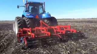 Yangi Gollandiya T8050 traktor va dehqon KLD-4.0