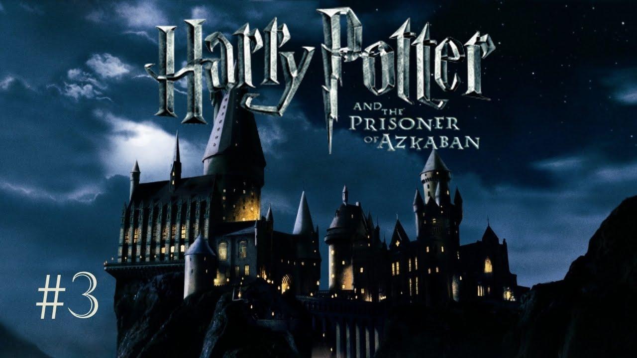 Гарри Поттер и Узник Азкабана - 03 (T441) - YouTube