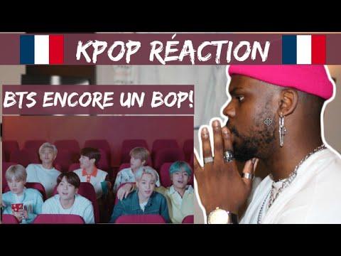 BTS 'Lights' Official MV| RÉACTION EN FRANÇAIS + DÉTAIL FAQ KPOP!!!