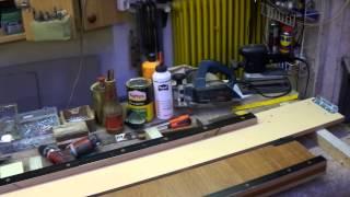 Video oprava lůžka z Brna č. 004 - tzv. obchodňákové řídké lamino